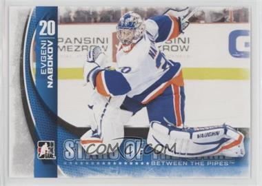 2013-14 In the Game Between the Pipes - [Base] #7 - Evgeni Nabokov