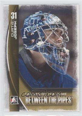2013-14 In the Game Between the Pipes - [Base] #94 - Curtis Joseph