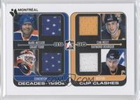 Mark Messier, Grant Fuhr, Cam Neely, Ray Bourque /1