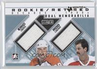 Eric Lindros, Rod Langway #/1