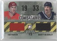 Tim Hunter, Marty McSorley /150