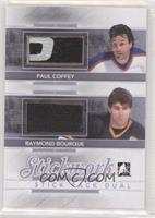 Paul Coffey, Raymond Bourque