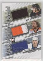Jake Virtanen, Jakub Voracek, Mike Bossy