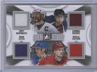 Scott Niedermayer, Raymond Bourque, Brian Leetch, Nicklas Lidstrom