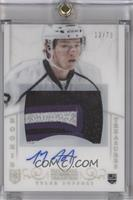 Rookie Treasures Patch Autograph - Tyler Toffoli #/73