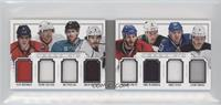 Alex Ovechkin, Brandon Prust, Chris Tanev, Cody McCormick, Drew Doughty, Jacob …