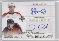 Brad Boyes, Jonathan Rheault /100
