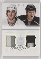 Luc Robitaille, Tyler Toffoli #/25