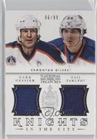 Mark Messier, Nail Yakupov /99