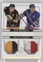 Brian Leetch, Ray Bourque #/25