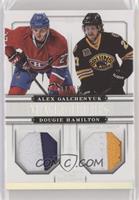 Alex Galchenyuk, Dougie Hamilton #/25