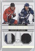 Alex Ovechkin, Steven Stamkos #/25