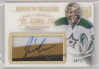 Jack Campbell [EX to NM] #/25