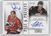 Keith Primeau, Eric Staal /99