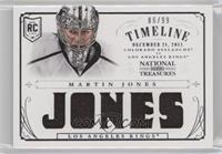 Martin Jones /99