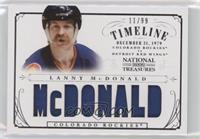 Lanny McDonald /99