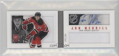 2013-14 Panini Playbook - [Base] #160 - Playbook Rookie Lvl 2 - Jon Merrill /199