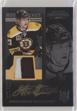 2013-14 Panini Playoff Contenders - [Base] - Rookie Ticket Patch Signatures [Autographed] [Memorabilia] #253 - Dougie Hamilton /100 [Noted]