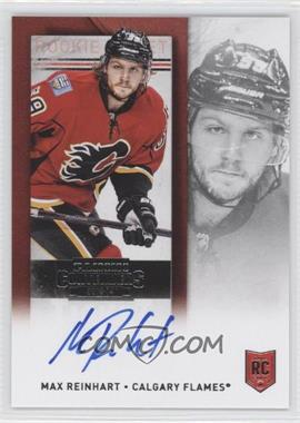 2013-14 Panini Playoff Contenders - [Base] - Rookie Ticket Signatures [Autographed] #189 - Max Reinhart