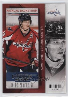 2013-14 Panini Playoff Contenders - [Base] #52 - Nicklas Backstrom