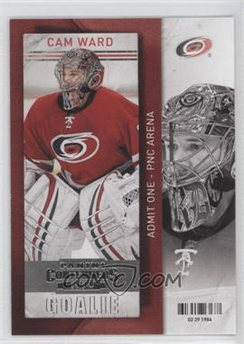 2013-14 Panini Playoff Contenders - [Base] #81 - Cam Ward
