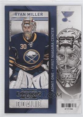 2013-14 Panini Playoff Contenders - [Base] #99 - Ryan Miller