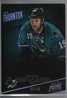 Joe Thornton [Noted] #/50