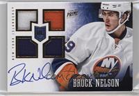 Prime Rookies Quad - Brock Nelson /199