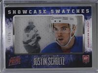 Justin Schultz [NoneNoted] #/25