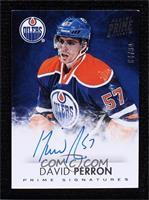 David Perron #/99