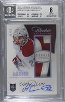 Alex Galchenyuk /25 [BGS 8 NM‑MT]