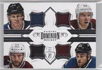 Maxime Talbot, Paul Stastny, Nathan MacKinnon, Ryan O'Reilly /50