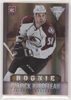Patrick Bordeleau [EX to NM] #/100
