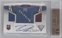 Nathan MacKinnon [BGS 9.5 GEM MINT] #/25