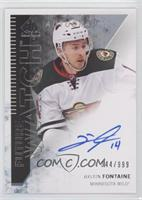 Justin Fontaine #/999