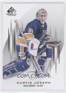 2013-14 SP Game Used Edition - [Base] #16 - Curtis Joseph