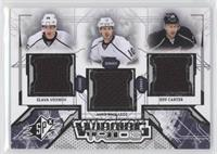 Slava Voynov, Mike Richards, Jeff Carter