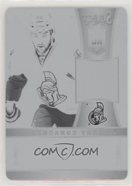 2013-14 Select - [Base] - 2013-14 National Treasures Printing Plate Black #296 - Rookie Autographs - Cory Conacher /1