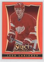 Retired - Igor Larionov /35