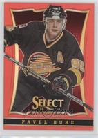 Retired - Pavel Bure #/35