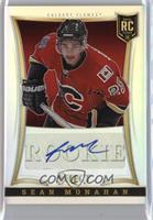 Rookie Autographs - Sean Monahan #/99