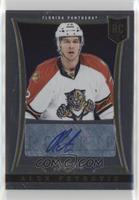 Rookie Autographs - Alex Petrovic #/399