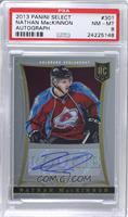 Rookie Autographs - Nathan MacKinnon /399 [PSA 8]