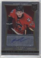 Rookie Autographs - Sean Monahan #/399