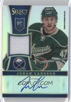 Johan Larsson #/99