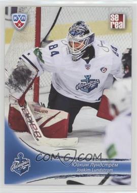 2013-14 Sereal KHL 6th Season - Admiral Vladivostok #ADM-003 - Joakim Lundstrom