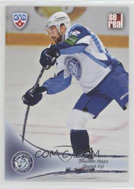 2013-14 Sereal KHL 6th Season - Dinamo Minsk #DMI-011 - Zbynek Irgl