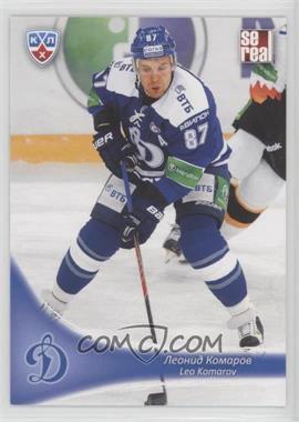2013-14 Sereal KHL 6th Season - Dynamo Moscow #DYN-014 - Leo Komarov
