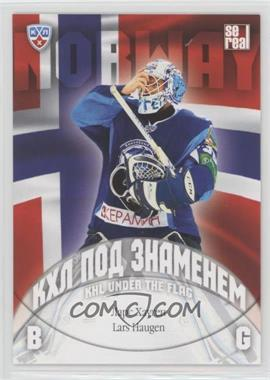 2013-14 Sereal KHL 6th Season - KHL Under the Flag #WCH-043 - Lars Haugen