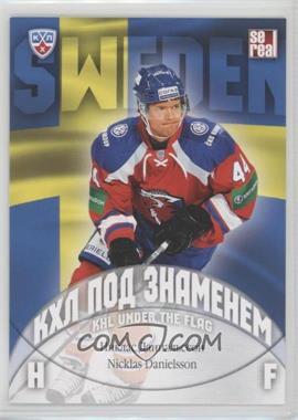 2013-14 Sereal KHL 6th Season - KHL Under the Flag #WCH-087 - Nicklas Danielsson